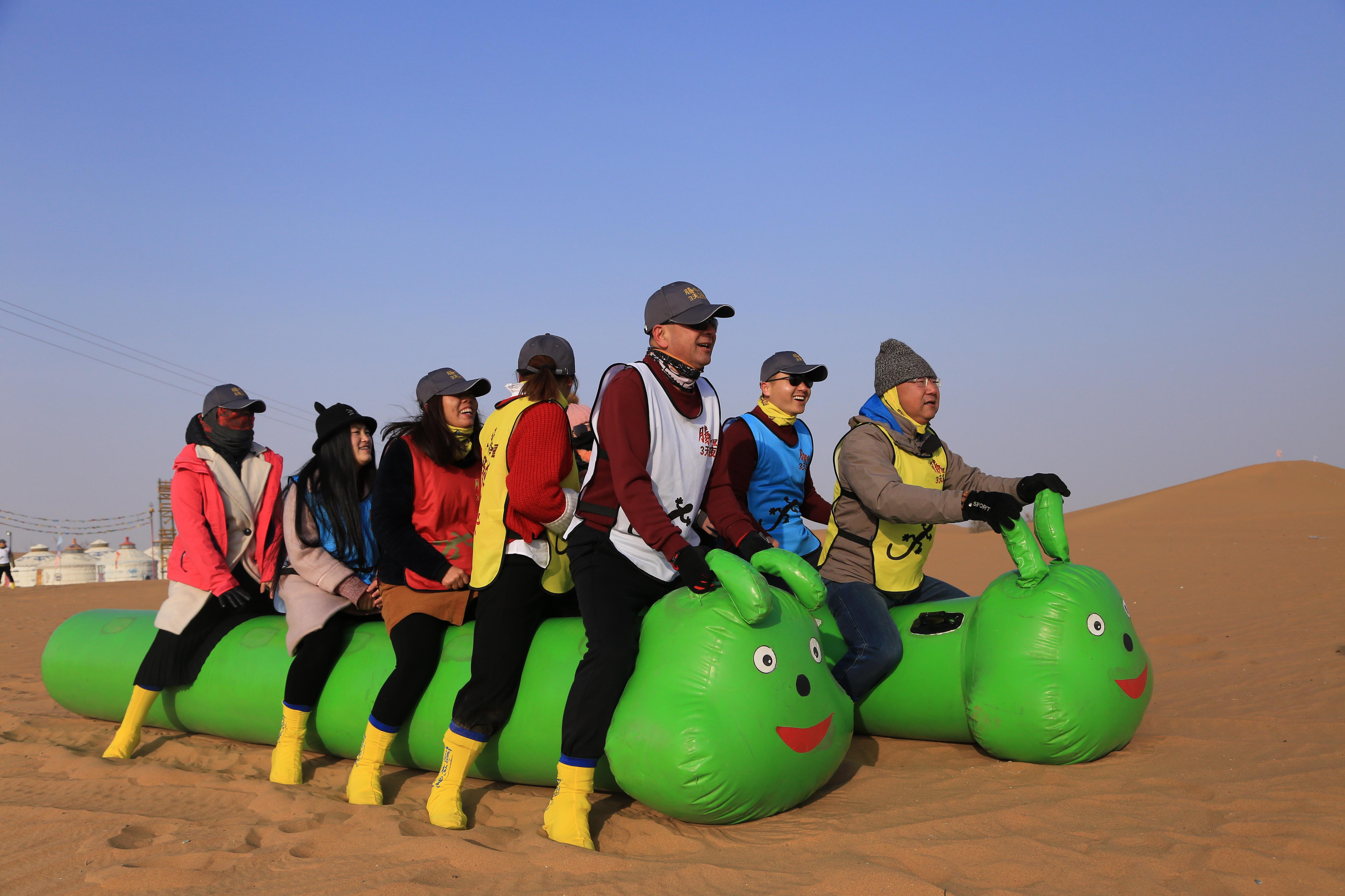 腾格里沙漠徒步越野2万博manbetx官方app